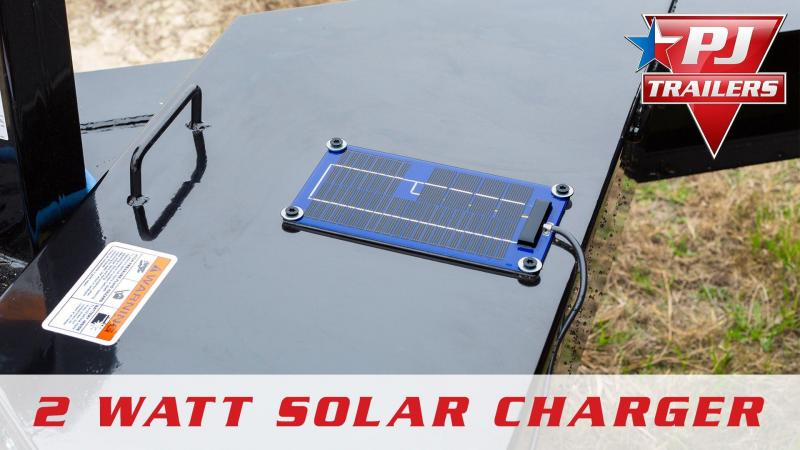 PJ Solar Battery Charger 12V / 2W