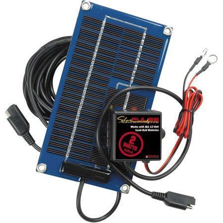 PJ Solar Battery Charger 12V / 2W