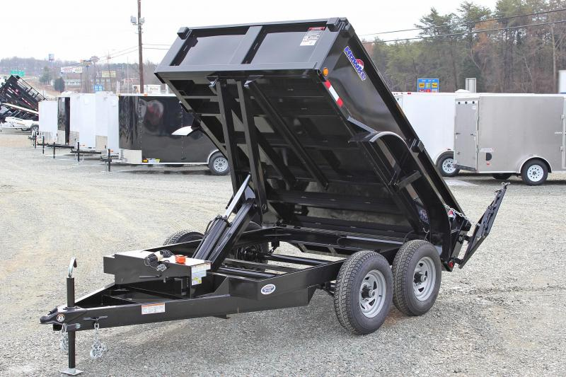 2016 Hawke  6X10 10K Dump