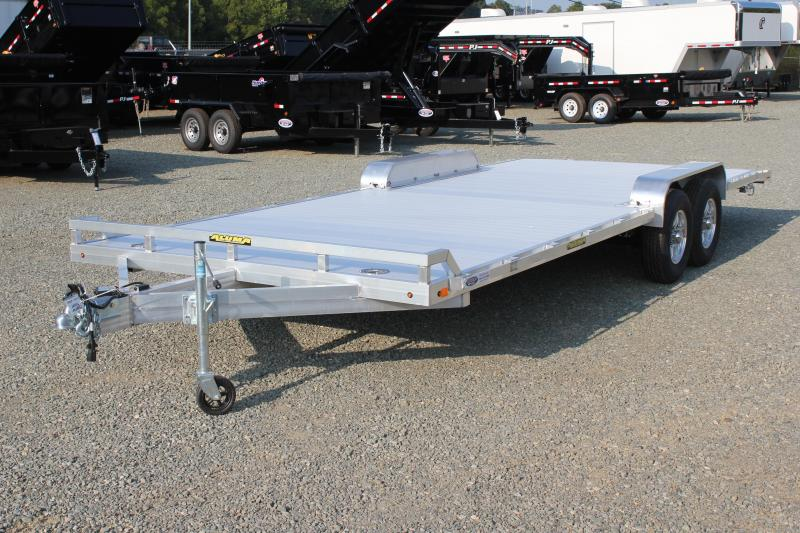 2019 Aluma 8222 10K Wide Body Trailer