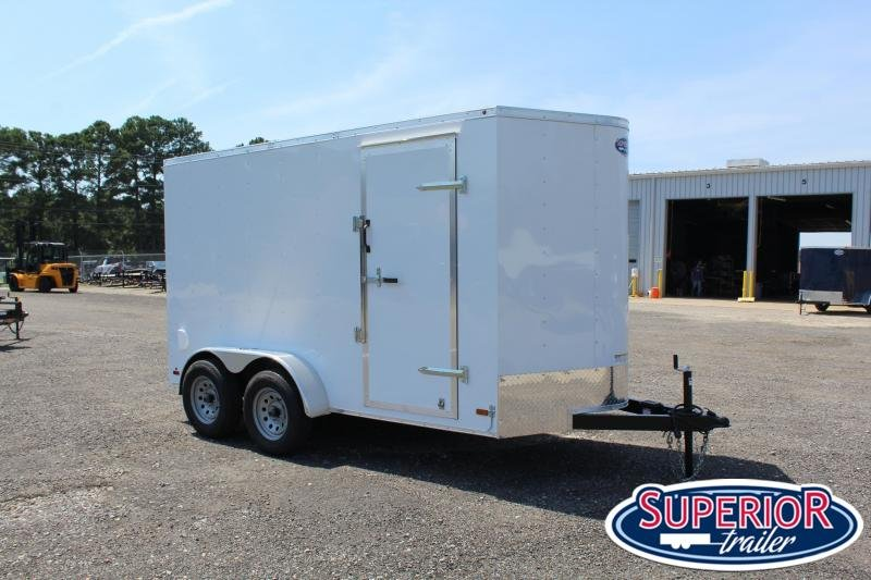 2020 Haulmark Passport 6x12 7K w/ Ramp Door