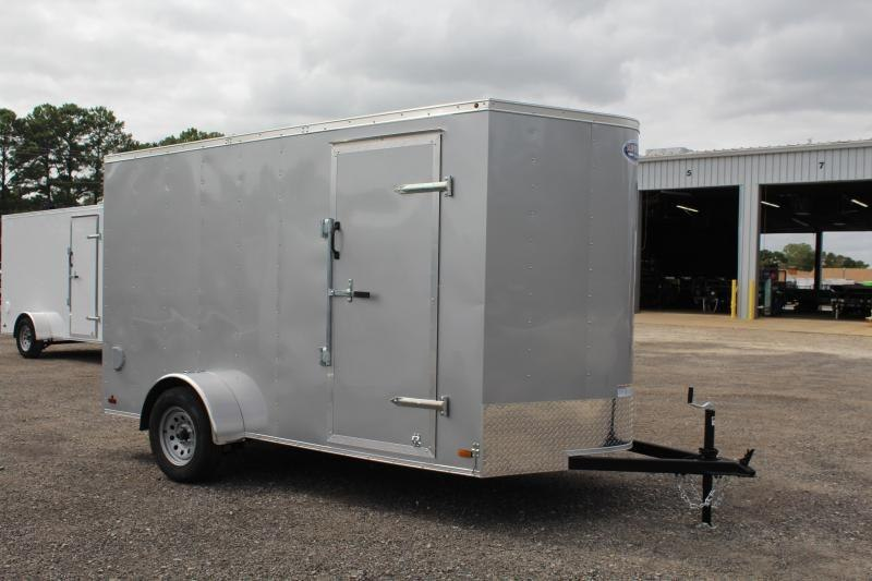 2020 Haulmark Passport 6x12 w/ Ramp Door