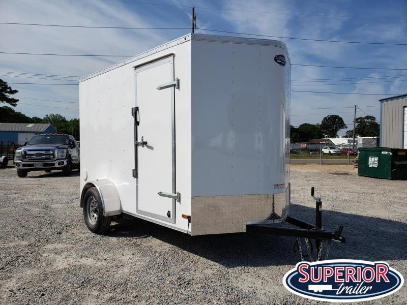 2019 Haulmark Passport 6x10 w/ Ramp Door