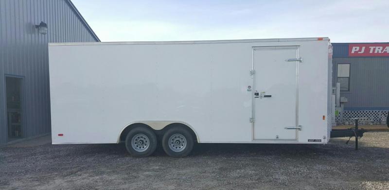 2019 Continental Cargo 8.5X20 10K w/Ramp Door