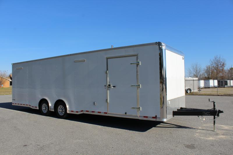 2018 Continental Cargo 8.5X30 12K Car Trailer