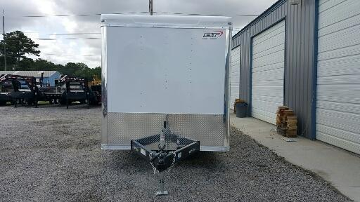 2017 Bravo Star 7X14 w/Ramp Door