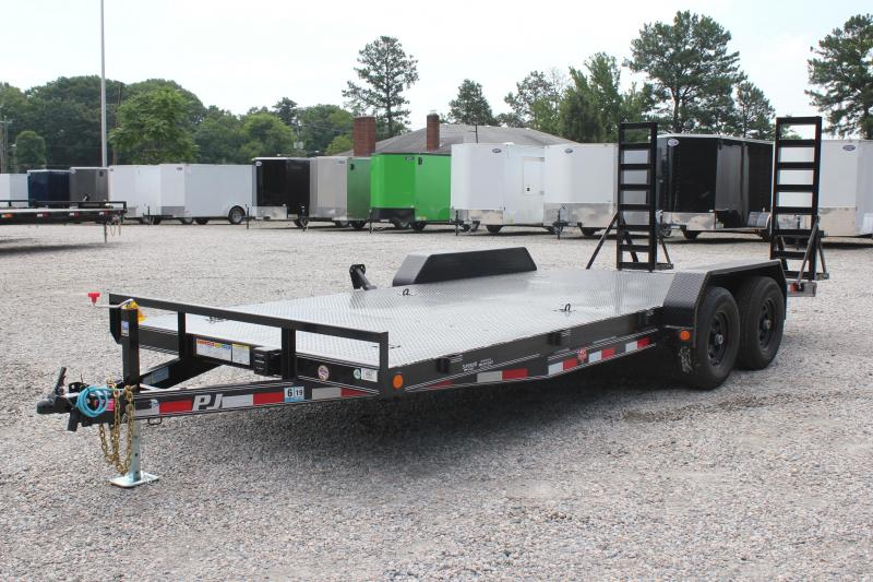 2019 PJ Trailers 20ft CE 10K Car Trailer