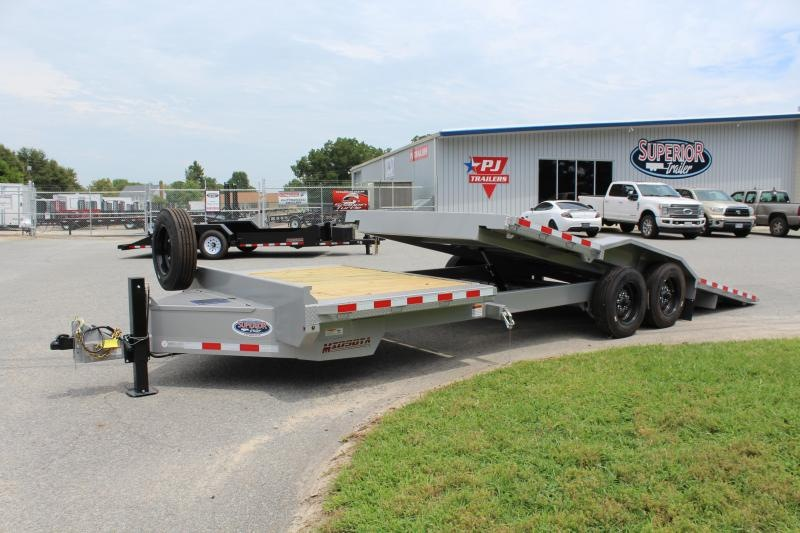 2020 Midsota TBWB-24 Tilt Bed Trailer
