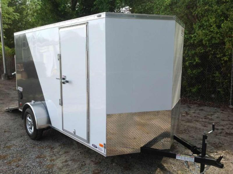 2015 Bravo Trailers SC612SA w/ Ramp Door