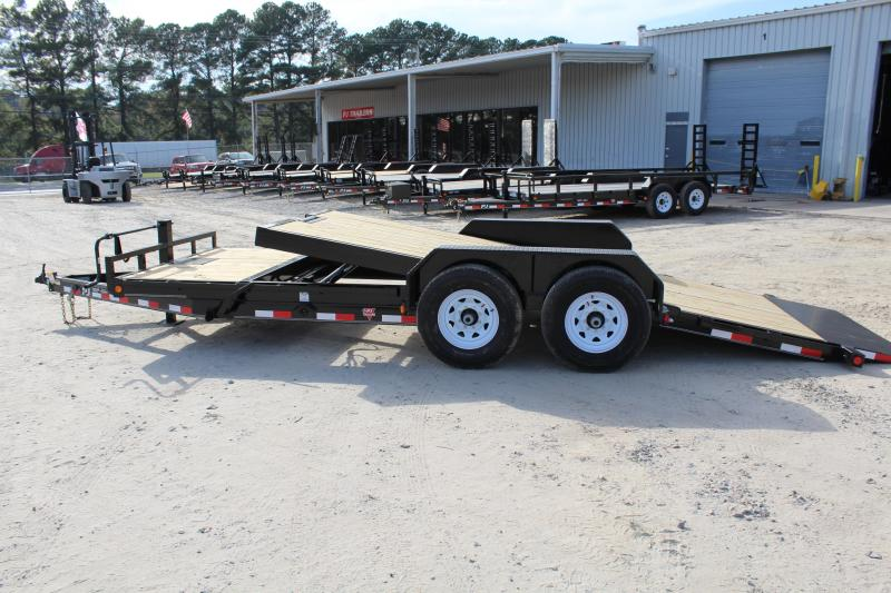 2018 PJ Trailers 20ft T6 14K Tilt