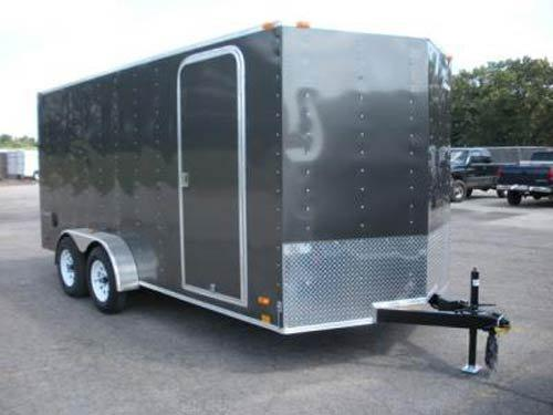2019 Look Trailers 7 x 14 Element