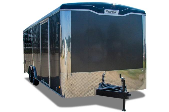 2019 Haulmark TS8520T3 Car / Racing Trailer