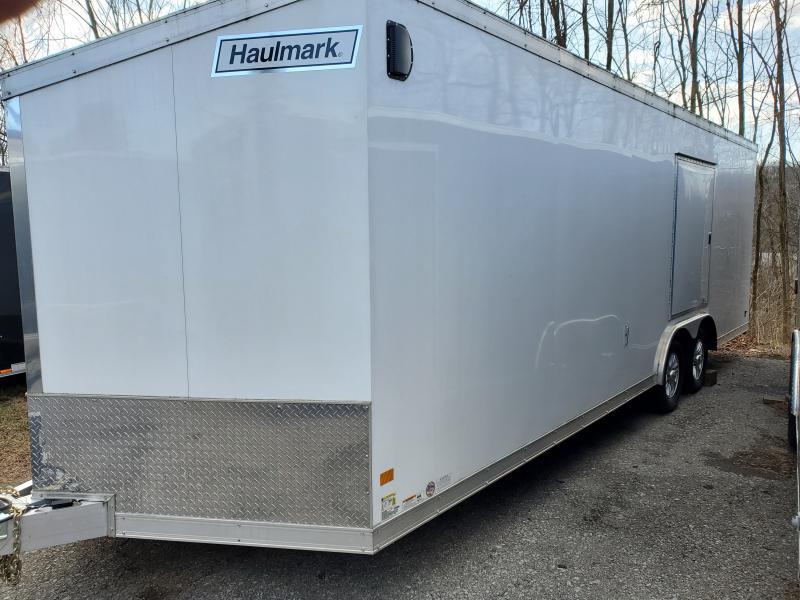 2019 Haulmark 8.5 x 24 10k ALX ALUMINUM ENCLOSED 10K Car / Racing Trailer