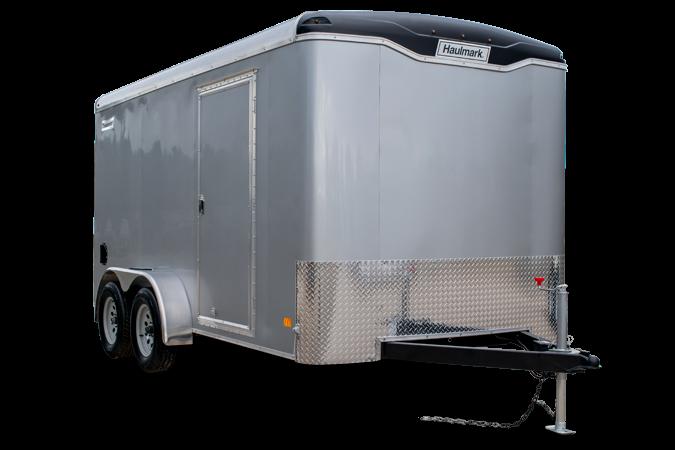 2019 Haulmark TS712T2 Enclosed Cargo Trailer