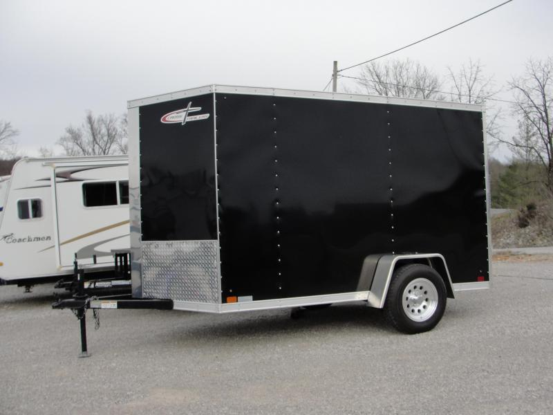 2016 Cross Trailers 712SA Enclosed Cargo Trailer