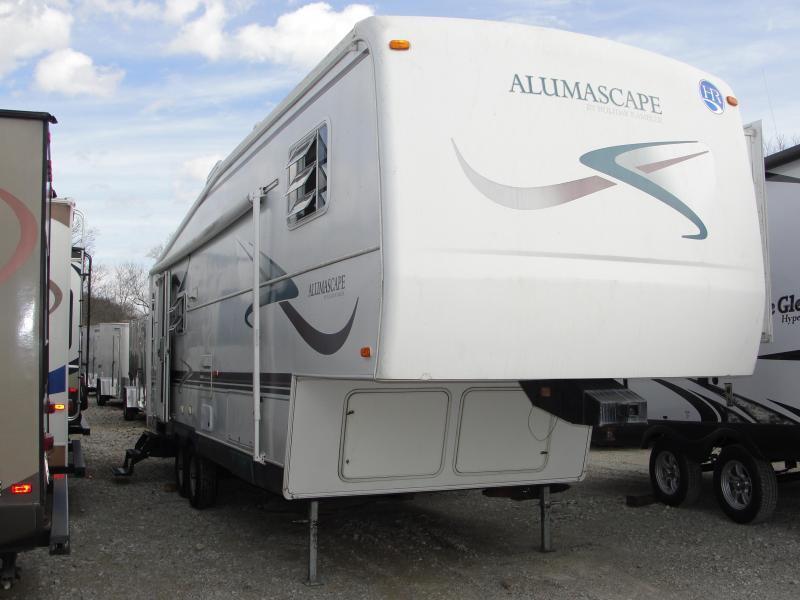 2001 Holiday Rambler 30SKS Travel Trailer