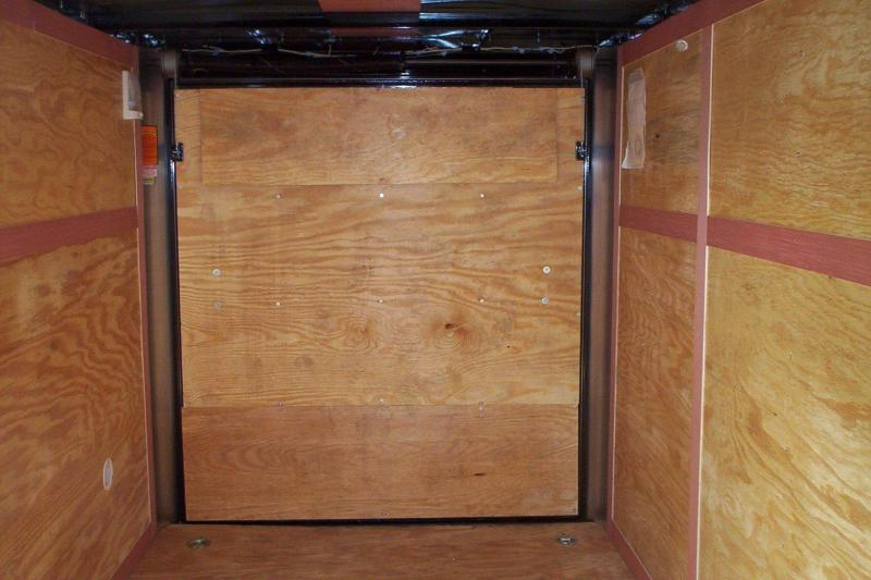 2017 Homesteader 612PT Enclosed Cargo Trailer