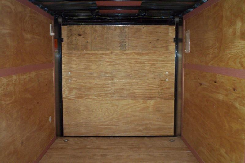 2016 Homesteader 714PT Enclosed Cargo Trailer