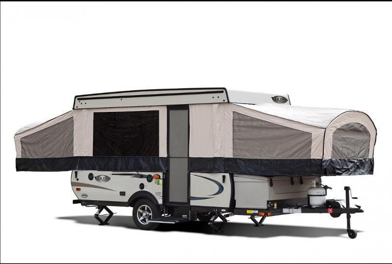 2017 Coachmen Viking 2108ST  Pop-Up Camper