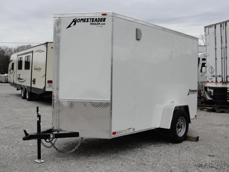 2019 Homesteader Inc. 510IS Enclosed Cargo Trailer