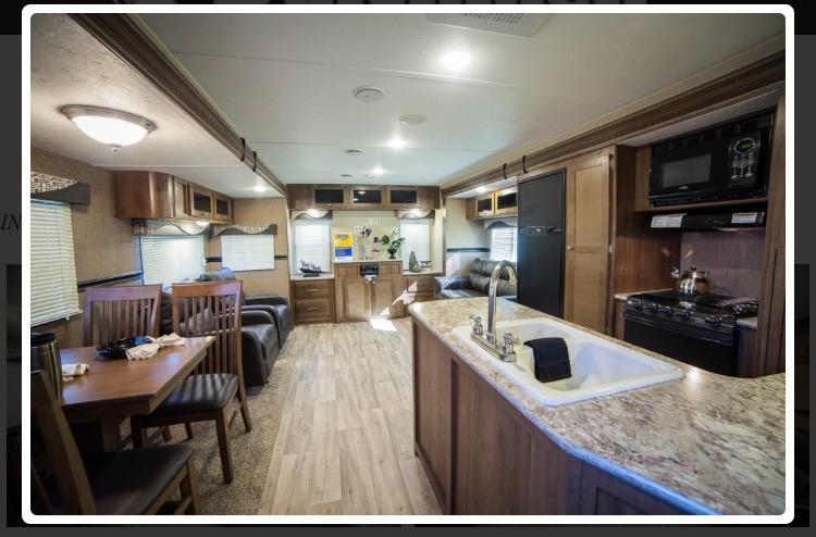2017 Aspen Trail 3150REDS Travel Trailer