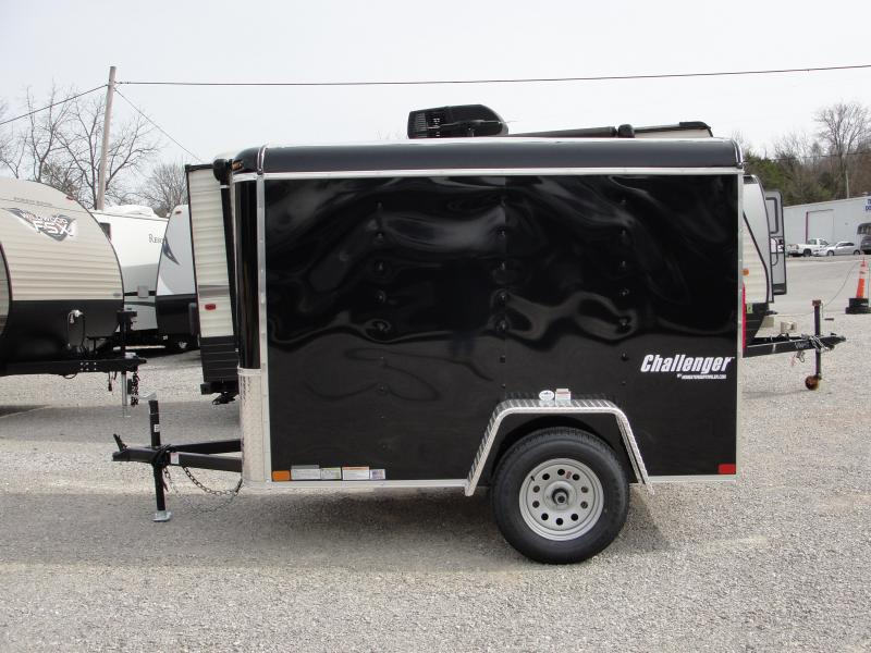 2019 Homesteader Inc. 508CSCS Enclosed Cargo Trailer