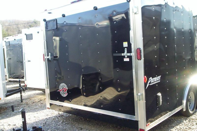 2018 Homesteader Inc. 820PT Enclosed Cargo Trailer