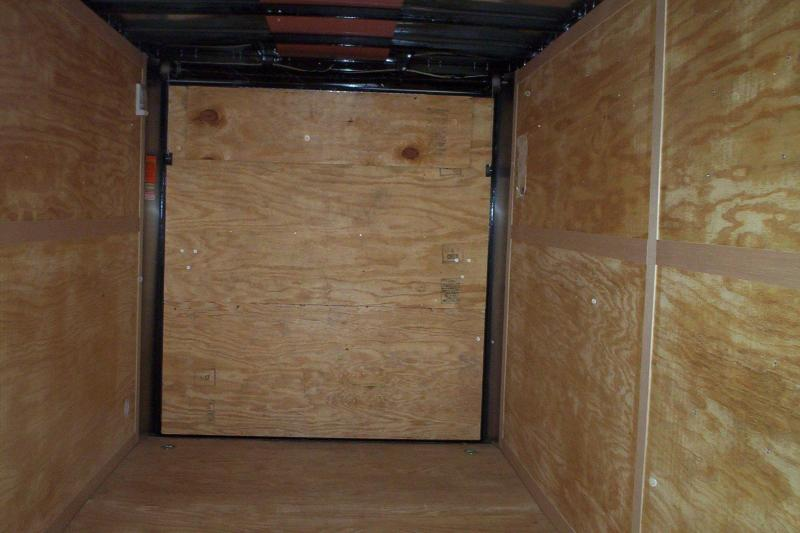 2018 Homesteader 716PT Enclosed Cargo Trailer