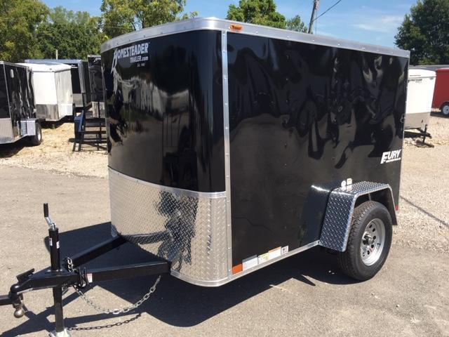 2020Homesteader 508FS Enclosed Cargo Trailer