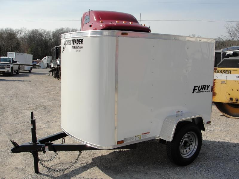 2018 Homesteader Inc. 406FS Enclosed Cargo Trailer