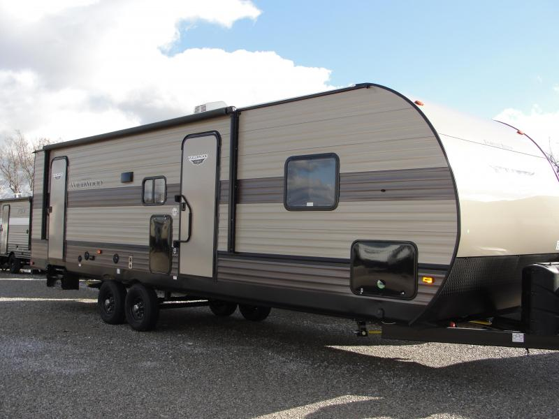 2019 Wildwood 26DBUD Travel Trailer