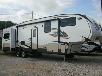 2013 Sprinter 314FWRL Camping / RV Trailer