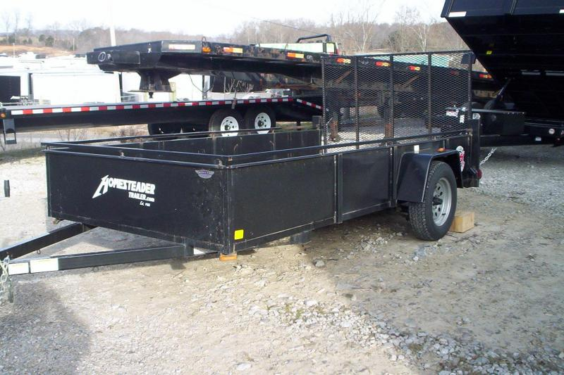 2012 Homesteader Inc. 612US Utility Trailer