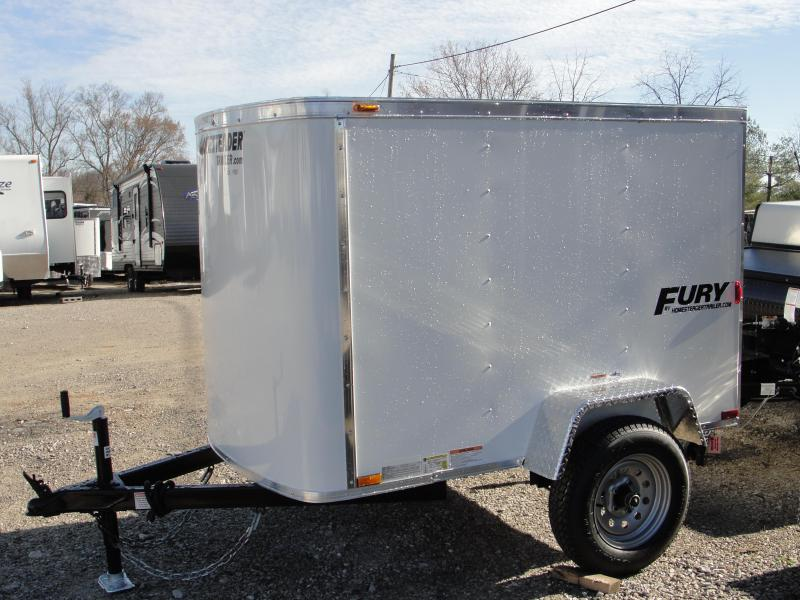 2018 Homesteader 406FS Enclosed Cargo Trailer