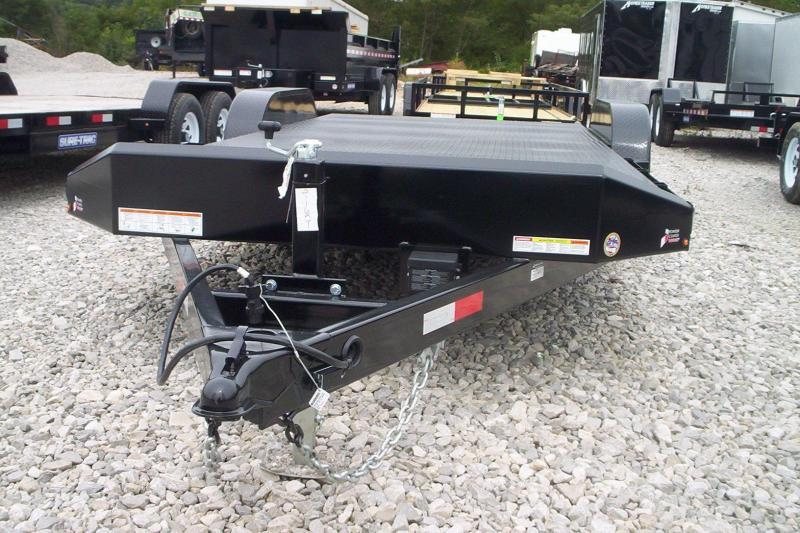 2018 Sure Trac 7 X 20 Tilt Bed Car Hauler 10k Keller Trailers