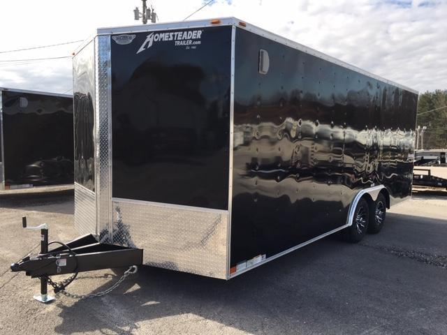 2019 Homesteader 820IT Enclosed Cargo Trailer