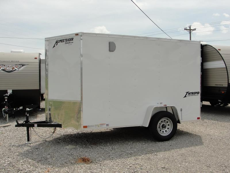 2019 Homesteader Inc. 610IS Enclosed Cargo Trailer