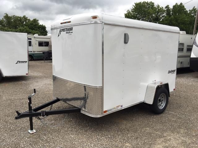 2020 Homesteader Inc. 610CS Enclosed Cargo Trailer