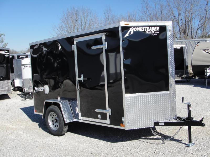 2019 Homesteader Inc. 510IS Enclosed Cargo Trailer