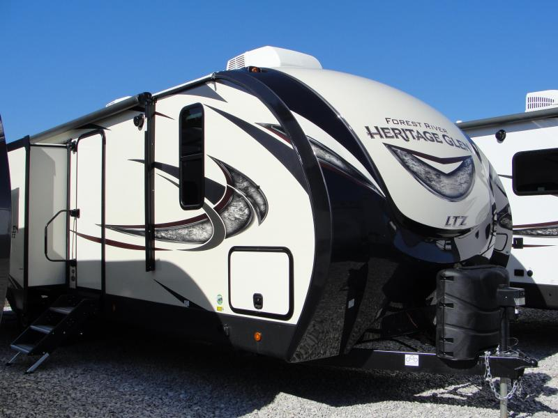 2019 Heritage Glen 272RL Travel Trailer