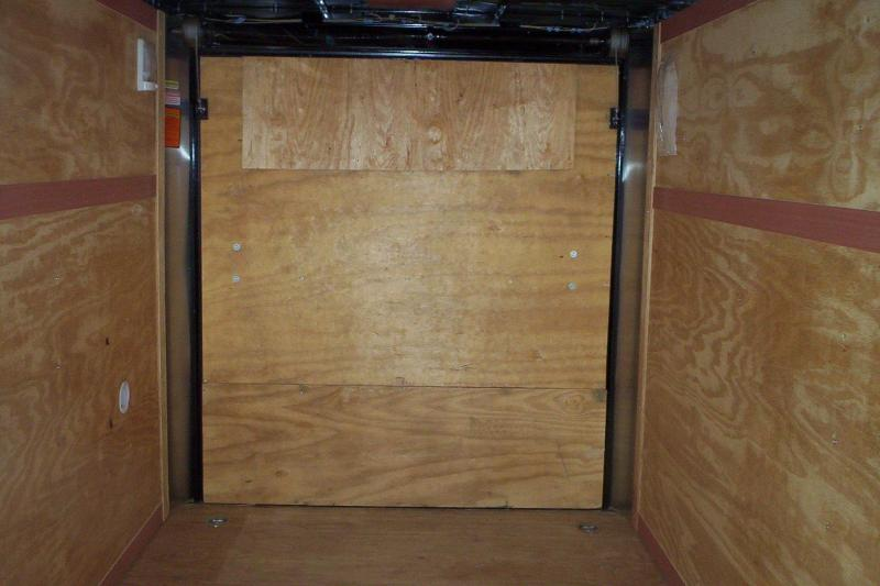 2017 Homesteader 612PS Enclosed Cargo Trailer