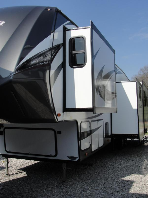 2018 Heritage Glen 370BL Travel Trailer