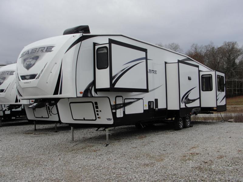 2019 Sabre 38RDP Travel Trailer