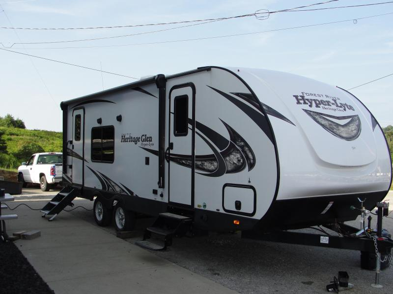 2019 Heritage Glen 24RKHL Travel Trailer