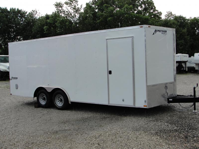 2019 Homesteader Inc. 820IT Enclosed Cargo Trailer