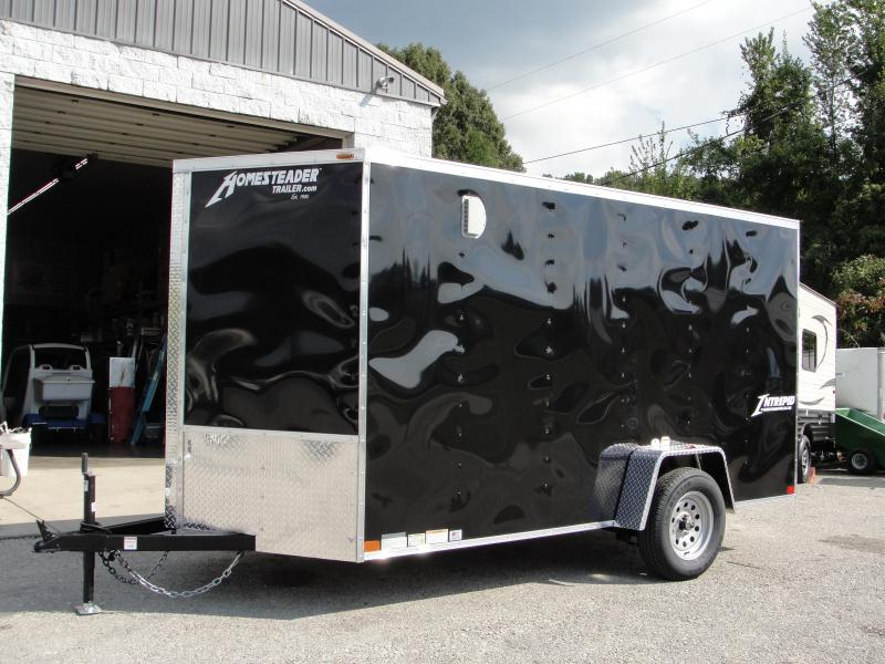 2019 Homesteader Inc. 612IS Enclosed Cargo Trailer