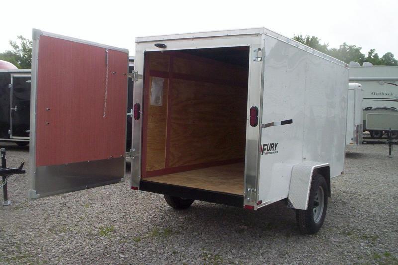 2017 Homesteader 510FS Enclosed Cargo Trailer