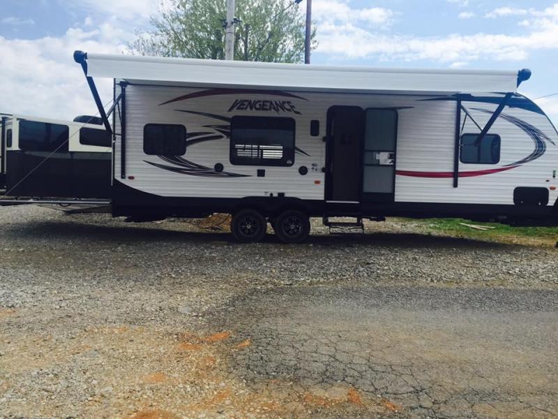 2016 Forest River Inc. BVGT28V Camping / RV Trailer