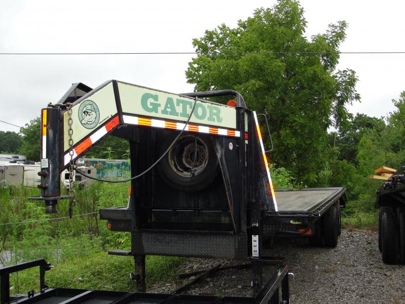 2011 Gatormade Trailers 20 + 5 20K Utility Trailer