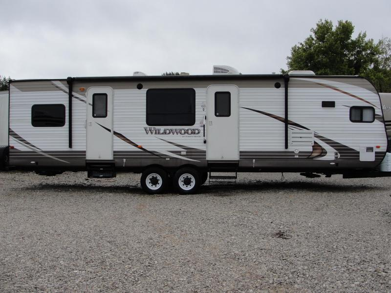 2015 Wildwood 29FKBS Travel Trailer